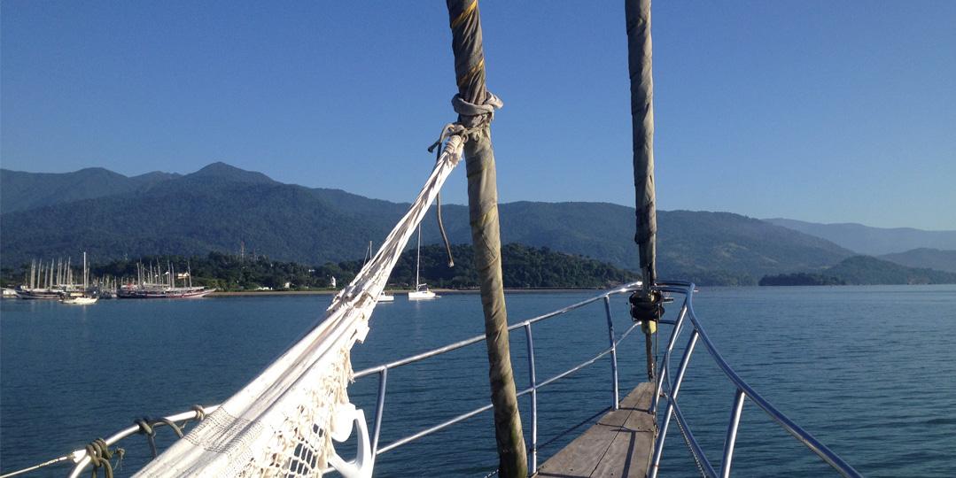 barco Paraty Rio de Janeiro