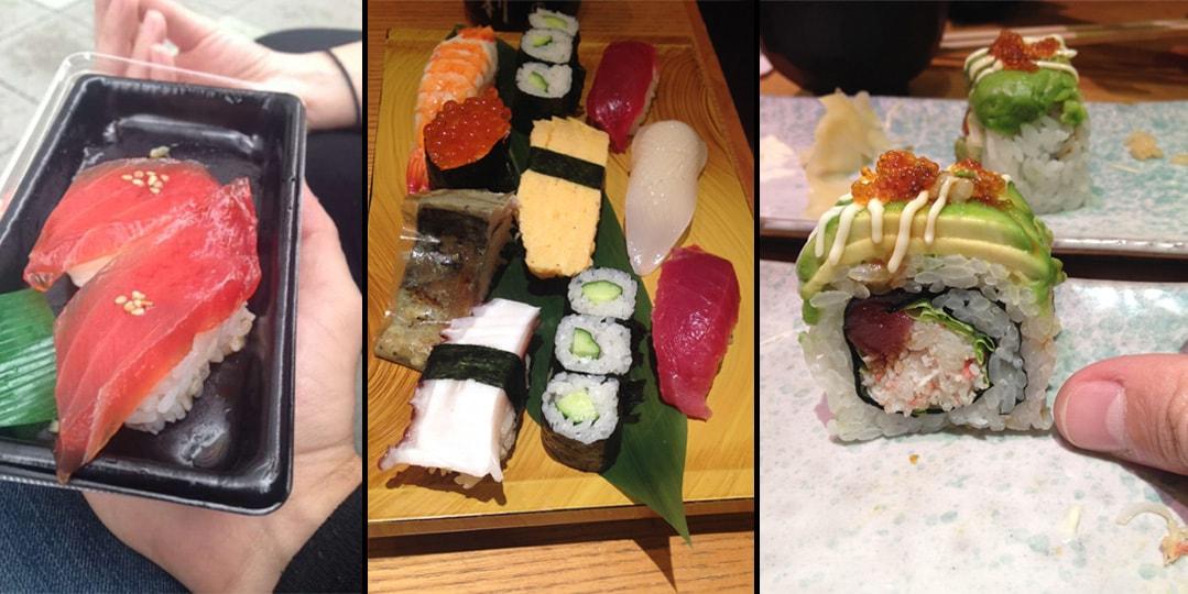 sushi Tóquio